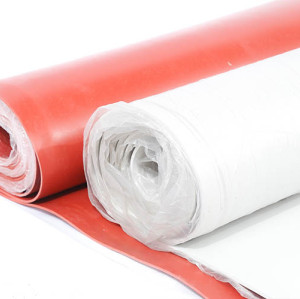 Thickness: 1-20 mm,White Rubber Mat, Packaging Type: Roll