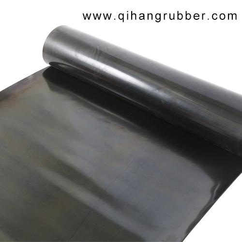 Gute Allzweckrolle mit 5 mm Dicke und schwarzem Industriegummi