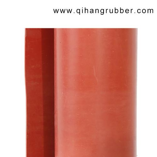 1m × 10m × 3mm ، نوع التغليف: لفة ملون الأرضيات حصيرة ورقة حشية المطاط الأحمر
