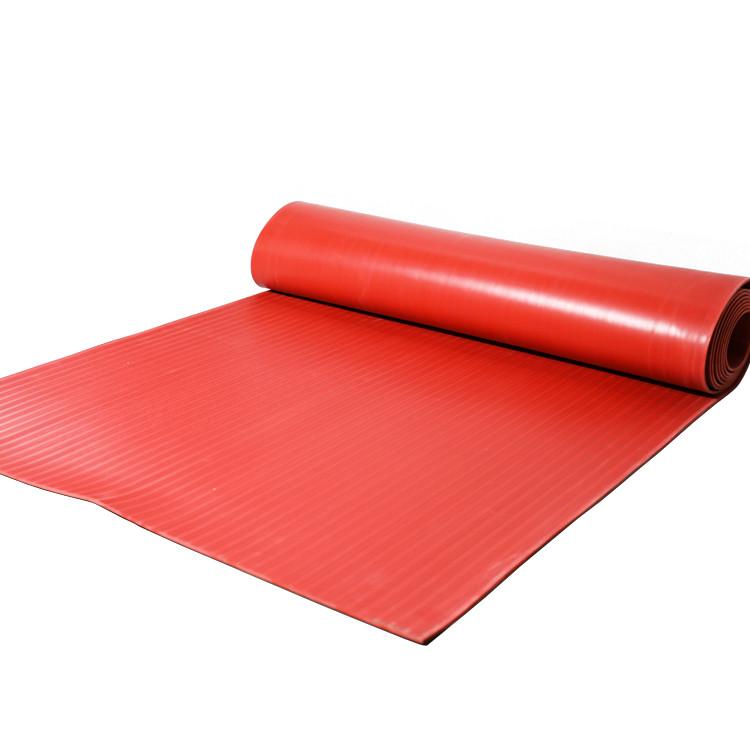ورقة المموج الحمراء