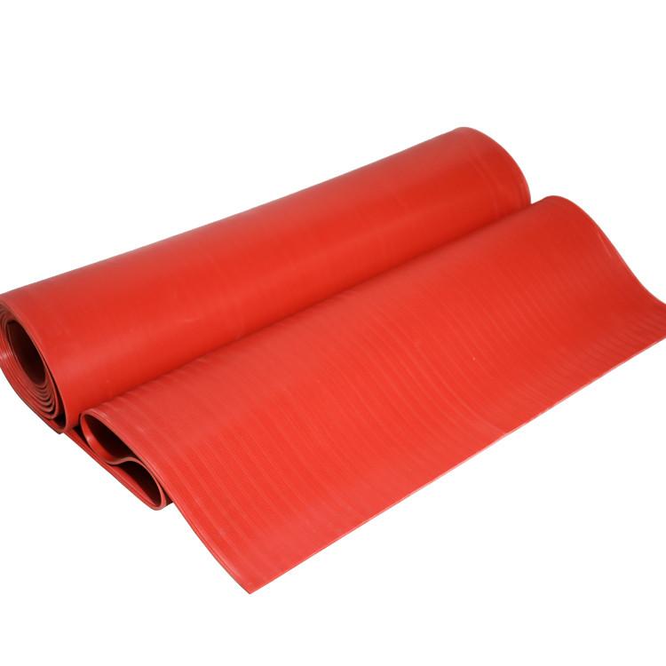 ورقة المطاط insulative
