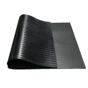 Anti Fatigue Cow Matting Rubber Cushion for horse stable/mated horse with cow