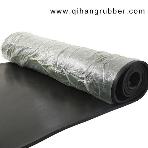 دائم ورقة المطاط SBR لحشية 3 مم 5 مم 6 مم ، الشركة المصنعة ورقة المطاط في الصين
