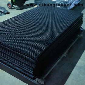 19mm thickness 1.22m*1.83m interlocking sleeping cow rubber horse stable mats