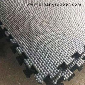 17mm interlocking rubber stable mats dairy cattle mattress horse stall mats