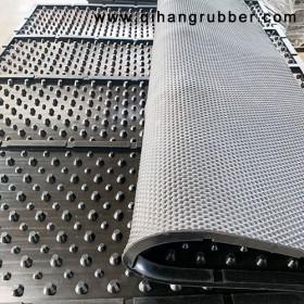 12mm anti fatigue high elastic rubber matting equine stable mats