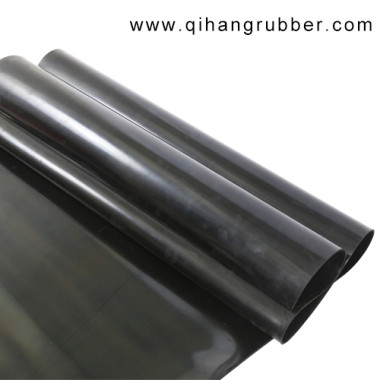 What does fkm rubber sheet need to notice when storing ?