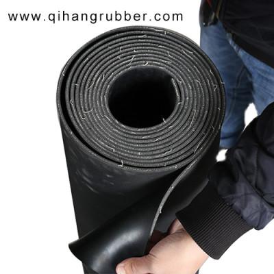Großverkauf der fabrik hochfesten tuch eingelegt gummiblatt lieferant