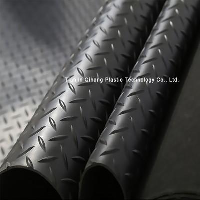 Anti-Rutsch-wasserdichte Gummi-Fußmatten Rollschutz-Anti-Rutsch-Kontrollmünze Diamant-Gummi-Fußmatten-Blatt