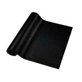 Fine Non-slip Corrugated Composite Rib Multipurpose Ribbed Rubber Flooring Mats
