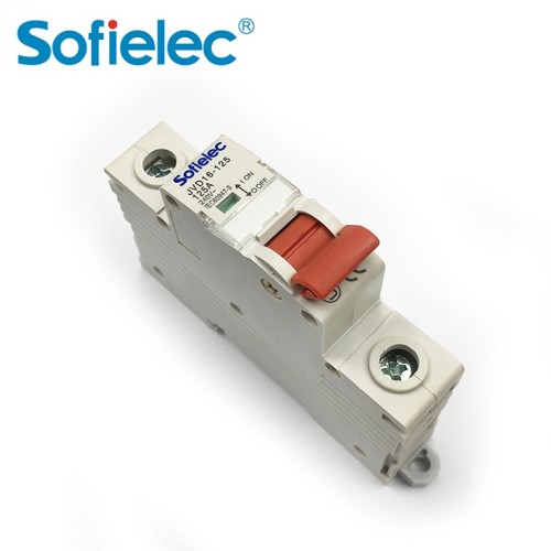 JVD16-125 Wholesale price 125a disconnect switch DIN rail isolator