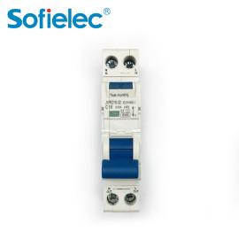 JVRO16-32 6kA SAA approved specially australian market single phase electric mini 30ma rcbo circuit breaker