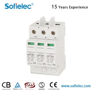 CXPV-1000 DC 1000V SPD surge protective device