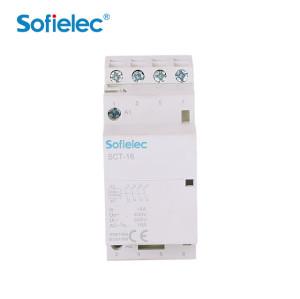 SCT-16 Modular DIN rail Contactor