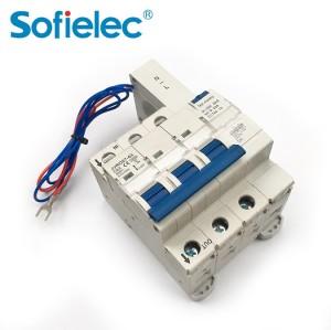 JVRO27-63 HOT SALE 1P+N 30mA RCBO circuit breaker
