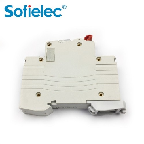 JVD16-63 australia hot sale 4 pole 63a isolator switch DIN rail isolator