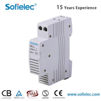 JVB16 Best price CE certificate din rail type 230v ac power door electric bell transformer