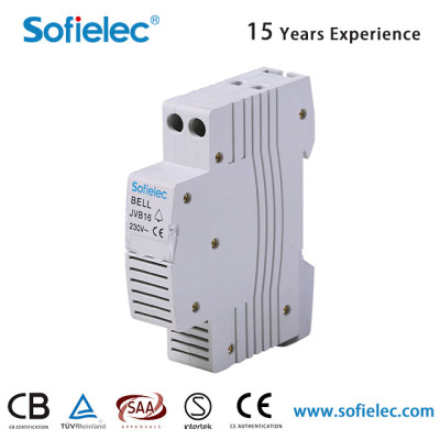 JVB16 Best price CE certificate din rail type 230v ac power door electric bell transformer