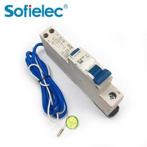 10kA JVL16-32 1P+N single module RCBO circuit breaker