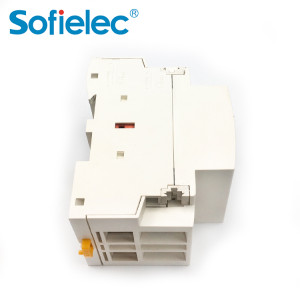 SCT-100 Modular DIN rail Contactor