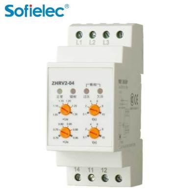 ZHRV2-04 Voltage control relay