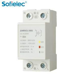 ZHRV2-36G Voltage control relay