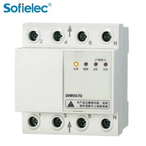 ZHRV2-72Voltage control relay