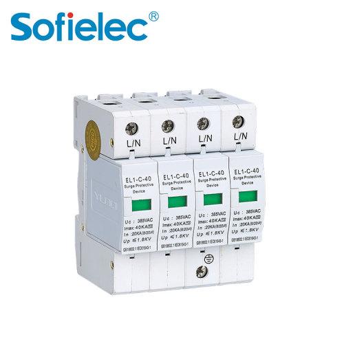 EL1-C-40 SPD Surge Protective Device