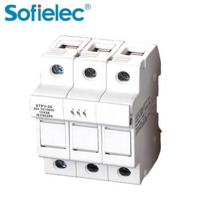STPV-25 Sofielec Fuse Solar PV Protection