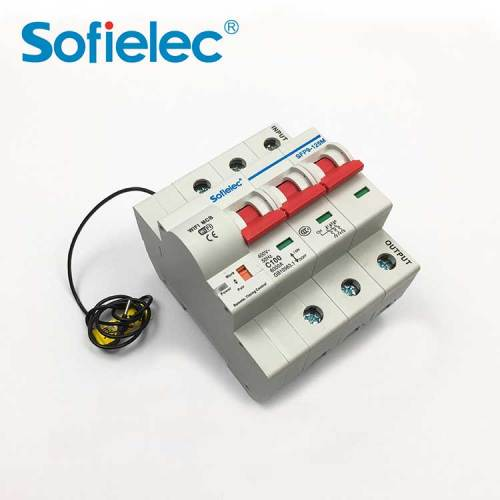 Smart High Technology Series Circuit Breaker WIFI MCB