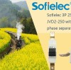 Sofielec 3P 250A main switch isolator JVD2-250 with terminal shields & phase separator, AU hot selling