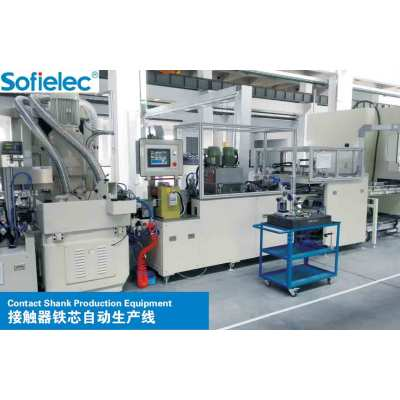 Contact Shank Production Equipment
