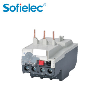 JR28s series  IEC60947-4-1 AC 690V Thermal Relay