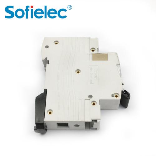 6kA SFM65N-63 best quantity C25 types of miniature circuit breaker