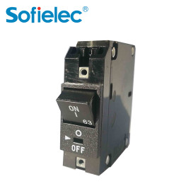 B3 series Electromagnetic Mini Circuit Breaker,Hydraulic Electromagnetic Circuit Breaker