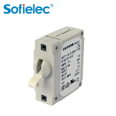 B2 series Electromagnetic Mini Circuit Breaker,Hydraulic Electromagnetic Circuit Breaker