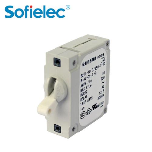 B2 series Electromagnetic Mini Circuit Breaker,Hydraulic Electromagnetic Circuit Breaker