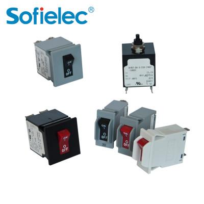 Basic parameters of B1 series circuit breaker , Electromagnetic Mini Circuit Breaker