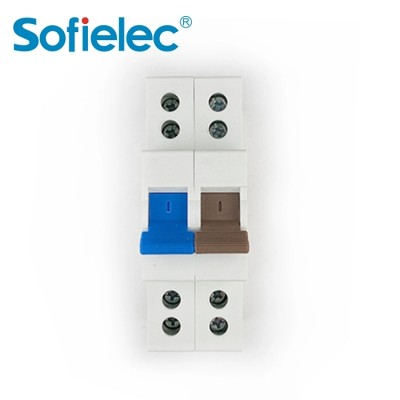 England type fast wiring safe and reliable isolating switch