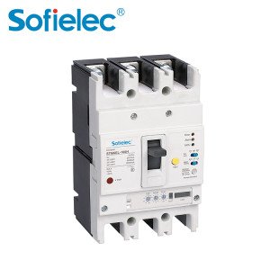 STM6EL 1250A Residual Current Operated mccb 3P 4P Circuit Breakers RCCB