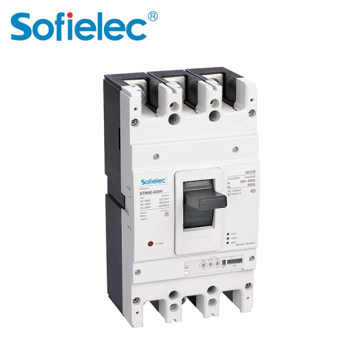 STM6E Series Moulded-case Circuit Breaker of Intelligent Electronic Adjustable Type