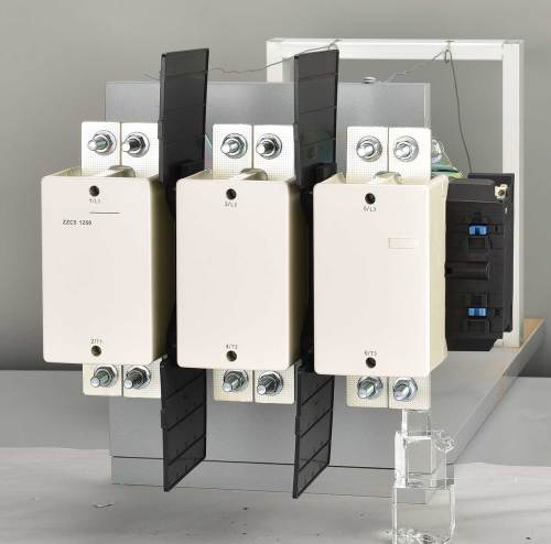 Five-year warranty ZZC5 series contactor From 700 to 3200A
