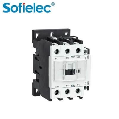 Sofielec KC1 series household AC 24V 36V 110V 220V 50/60HZ contactor