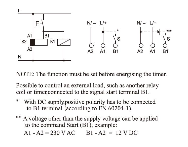 Atmm Multifunction Modular Timer Relay