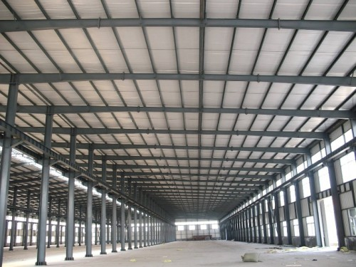 Thailand prefabricated steel structure warehouse workshop office high rise building made in china