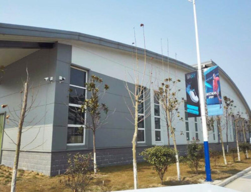 Prefab Metal Steel Building For Workshop Made In China With High Quality