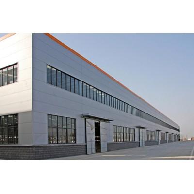 Prefabricated Steel Structure Industrial Warehouse Buildings In Bangladesh