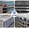 Raw Steel Material For Steel Structure Building