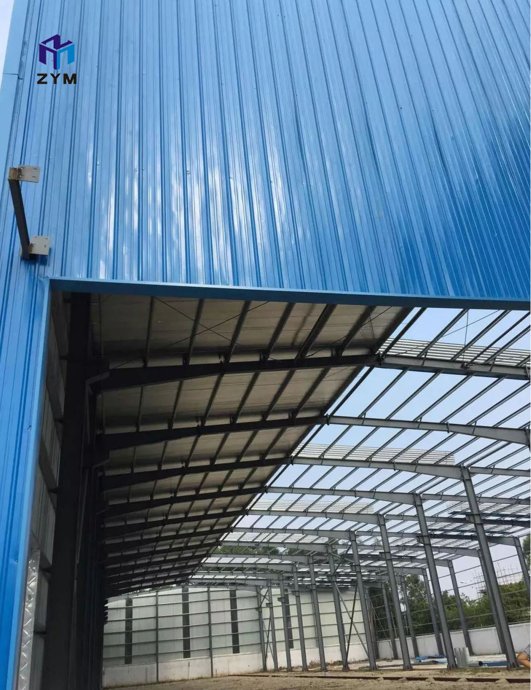 steel structure prefabricated China
