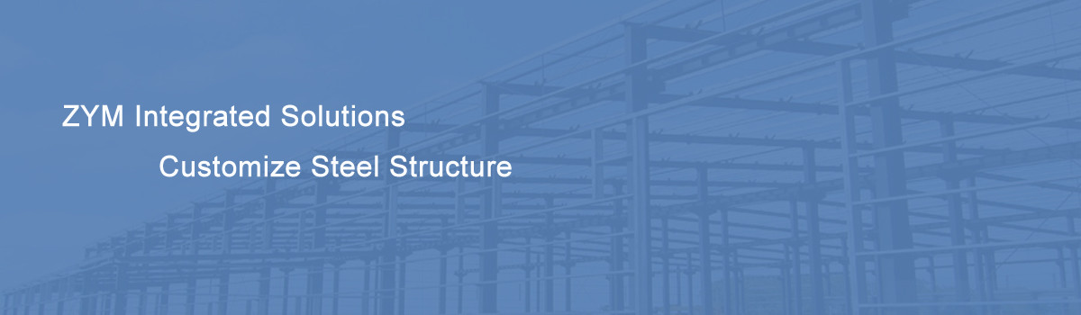 install steel structure